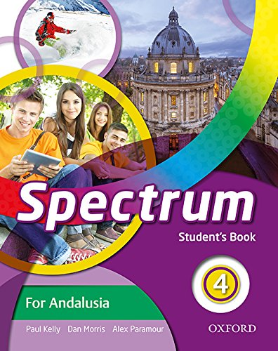 9780194810401: Spectrum 4. Student's Book Andalucía - 9780194810401