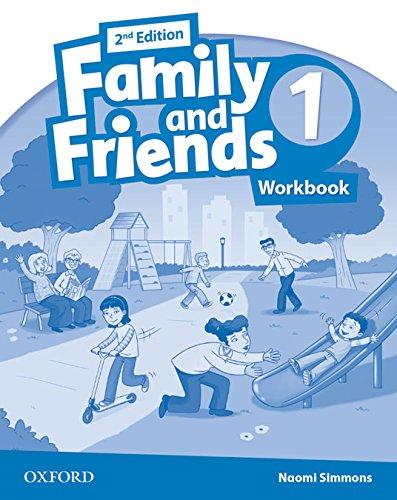 9780194811101: Family & Friends 1: Activity Book 2ª Edición (Family & Friends Second Edition) - 9780194811101