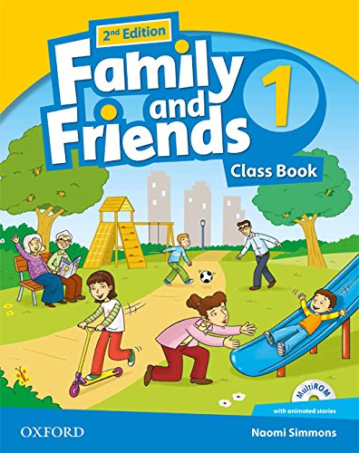 9780194811132: Family & Friends 1 CB Pk 2Ed