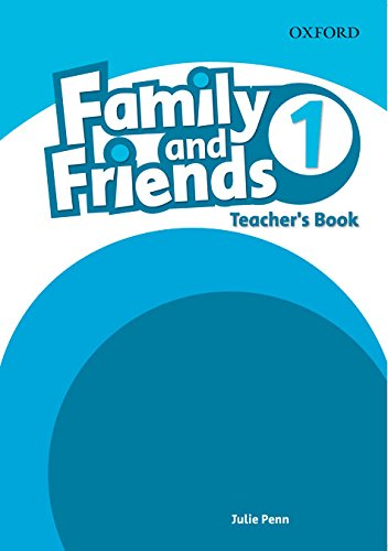 9780194811149: (TCHS).FAMILY AND FRIENDS 1 TEACHER GUIDE 2ªED.