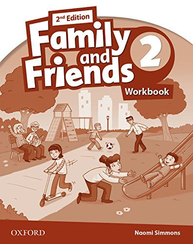 9780194811224: FAMILY AND FRIENDS 2,Fun.(14).OX