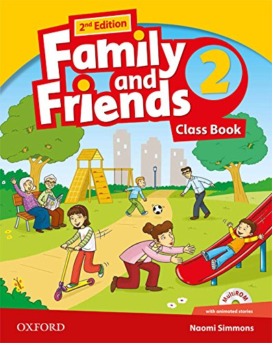 9780194811255: FAMILY AND FRIENDS 2,Class.(14).