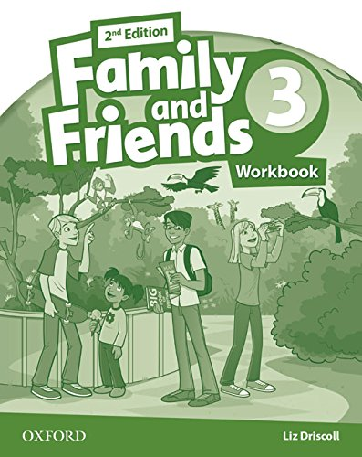 9780194811330: Family & Friends 3: Activity Book 2� Edici�n (Family & Friends Second Edition)