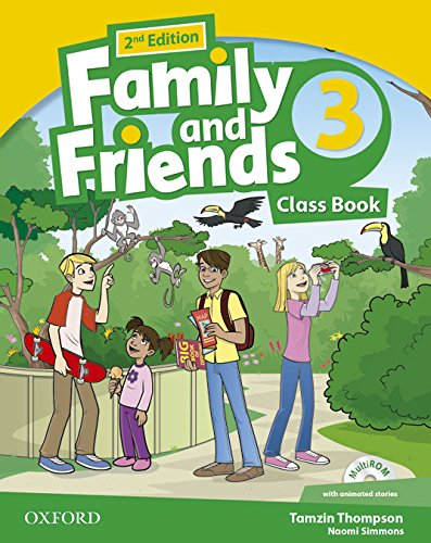 9780194811361: Family & Friends 3: Class Book Pack 2ª Edición