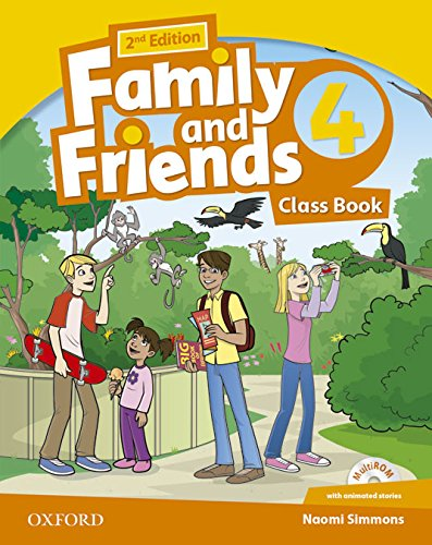 9780194811477: FAMILY AND FRIENDS 4,Class.(14).