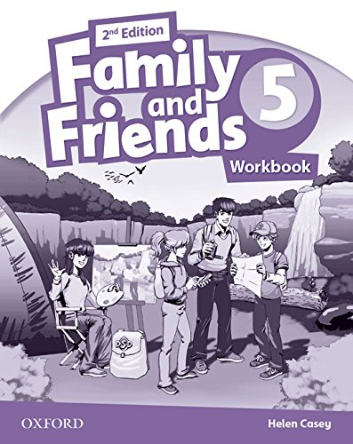 9780194811552: Family & Friends 5: Activity Book 2ª Edición (Family & Friends Second Edition) - 9780194811552
