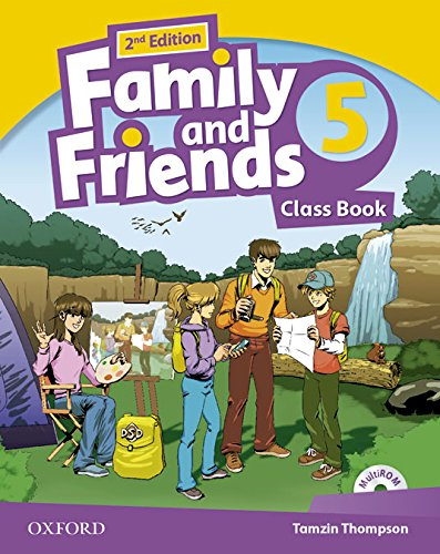 9780194811583: Family & Friends 5 CB Pk 2Ed