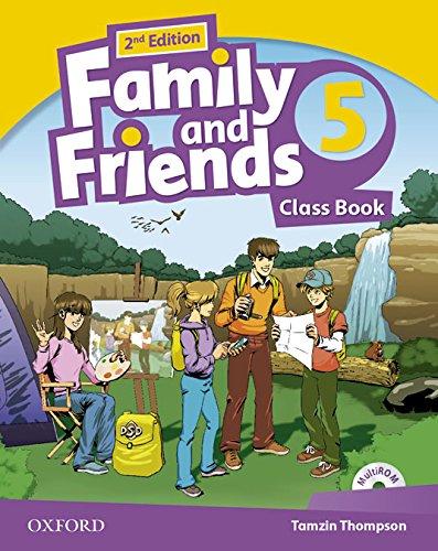 9780194811583: Family & Friends 5 CB Pk 2Ed