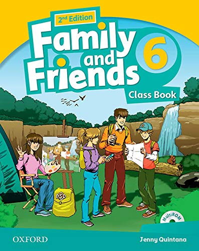 9780194811651: Family and Friends 2nd Edition 6. Class Book Pack. Revised Edition (Family & Friends Second Edition)