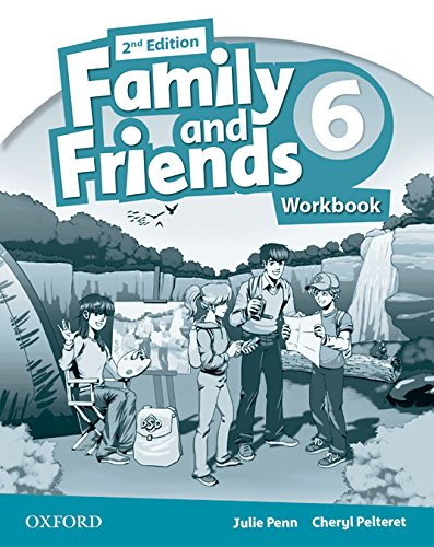 9780194811668: Family & Friends 6: Activity Book 2� Edici�n (Family & Friends Second Edition)