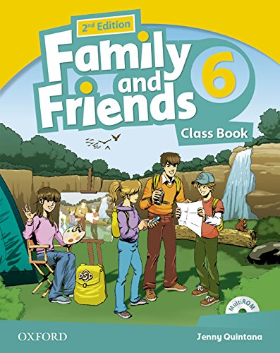 9780194811699: Pack: Family & Friends 6. Class Book. Student's Book - 2ª Edición (Family & Friends Second Edition)