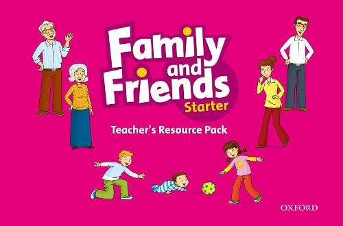 9780194811965: Family and Friends: Starter: Teacher's Resource Pack