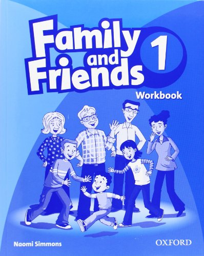 9780194812016: Family and Friends: 1: Workbook