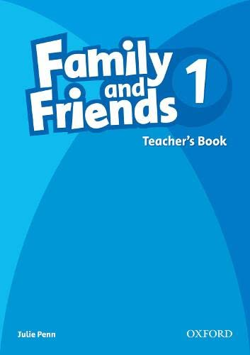 9780194812030: Family and Friends: 1: Teacher's Book