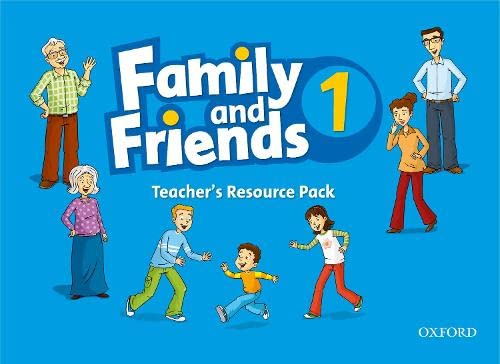 9780194812061: Family and Friends: 1: Teacher's Resource Pack