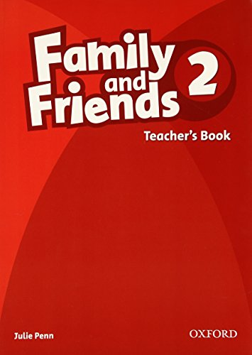 9780194812153: Family and Friends: 2: Teacher's Book
