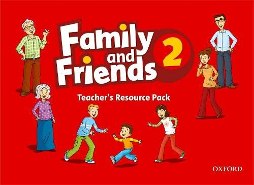 9780194812191: Family and Friends: 2: Teacher's Resource Pack