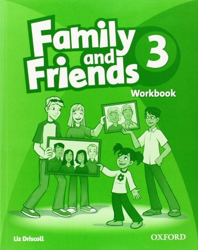 9780194812252: Family and Friends: 3: Workbook