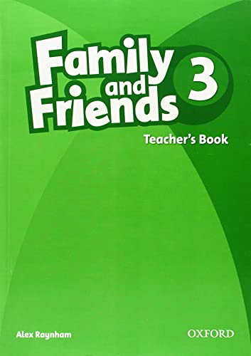 9780194812276: Family and Friends 3: Teacher's Book