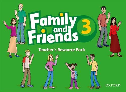 9780194812306: Family and Friends: 3: Teacher's Resource Pack