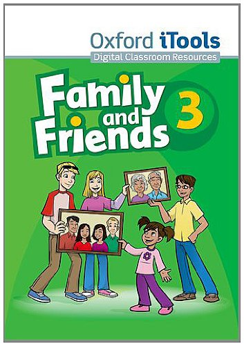9780194812375: Family and Friends: 3: iTools