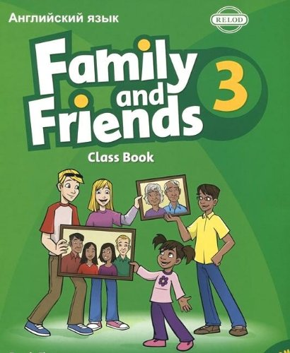 9780194813051: Family and Friends 3: Class Book (+ CD-ROM)
