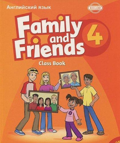 9780194813068: FAMILY & FRIENDS 4 CB & MULTIROM PACK (RUS ED)