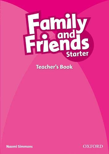 9780194813198: Family and Friends: Starter: Teacher's Book