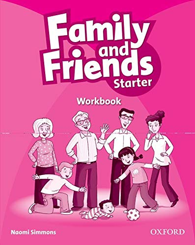 9780194813204: Family and Friends: Starter: Workbook