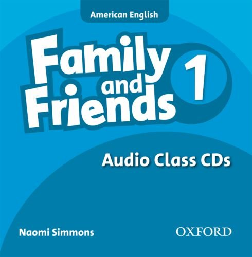 9780194813303: Family and Friends American Edition: 1: Class CD