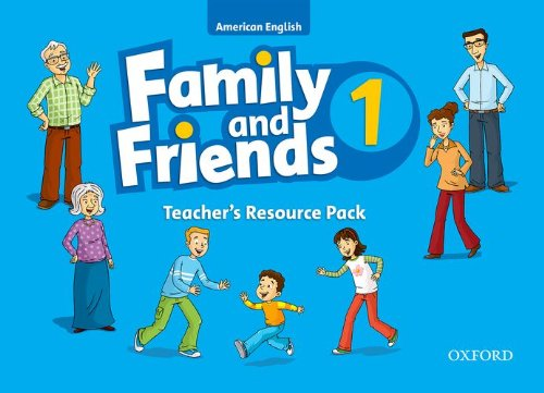 Family and Friends American Edition: 1: Teacher's
