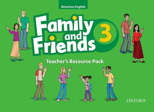 9780194813587: Family and Friends American Edition: 3: Teacher's Resource Pack