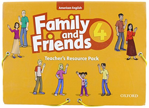 9780194813716: Family and Friends American Edition: 4: Teacher's Resource Pack