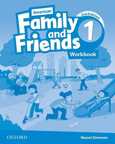 9780194815833: American Family and Friends: Level One: Workbook: Supporting all teachers, developing every child