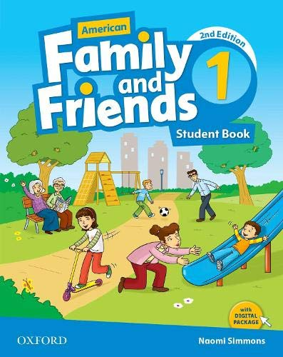 9780194815857: American Family and Friends: Level One: Student Book: Supporting all teachers, developing every child