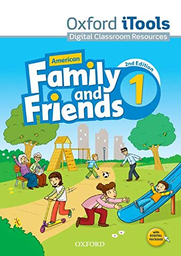 9780194815994: American Family and Friends: Level One: iTools: Supporting all teachers, developing every child