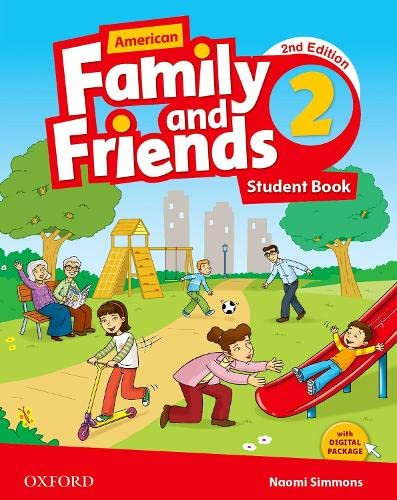 9780194816076: American Family and Friends: Level Two: Student Book: Supporting all teachers, developing every child