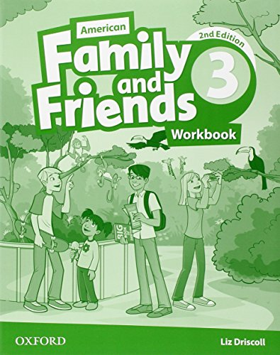 American Family&friends 2e 3 Workbook