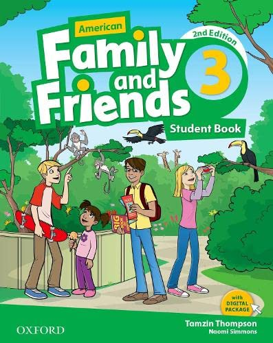 9780194816274: American Family and Friends: Level Three: Student Book: Supporting all teachers, developing every child