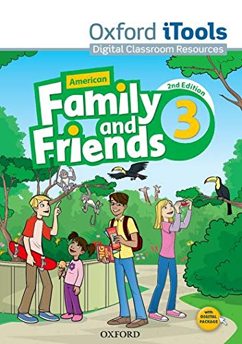 9780194816397: American Family and Friends: Level Three: iTools: Supporting all teachers, developing every child