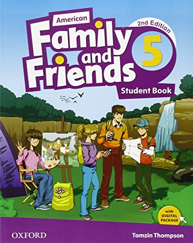 9780194816656: American Family and Friends: Level Five: Student Book: Supporting all teachers, developing every child