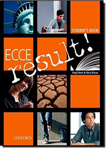 9780194817004: ECCE Result!: Student's Book