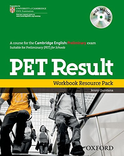 9780194817219: PET Result:: Printed Workbook Resource Pack Without Key