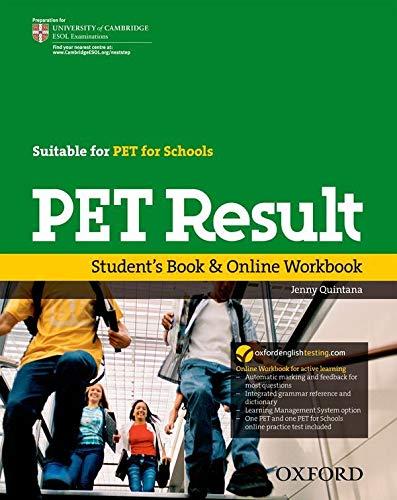 9780194817295: PET Result:: Student's Book & Online Workbook