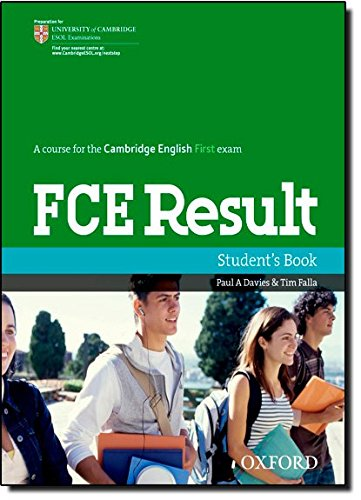 9780194817363: Revised FCE Result: Student's Book (First Result)