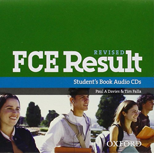 9780194817394: Revised FCE Result: Audio CDs (2)