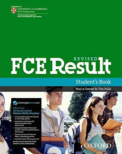9780194817417: Revised FCE Result: FCE result 2011. Student's book. Con espansione online. Per le Scuole superiori