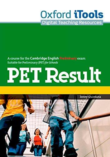 9780194817462: PET Result: Preliminary English Test Result: iTools (Preliminary English Test (Pet) Result)
