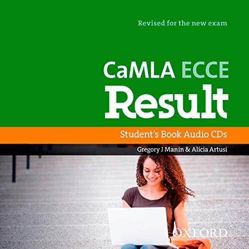 9780194817554: CaMLA ECCE Result: Audio Class CDs