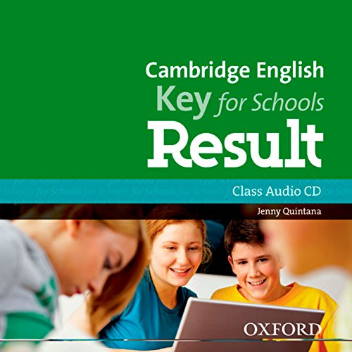 9780194817738: Cambridge English: Key for Schools Result: Class Audio CD